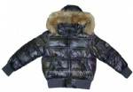 Boy Fake Down Jacket