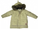 Boy padding jacket
